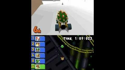 Mario Kart DS - Nokonoko