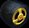 MK7 Standard Wheel