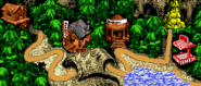 Kongo Jungle Color (Donkey Kong Country)
