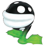 Inky Piranha Plant, Super Mario 3D Land