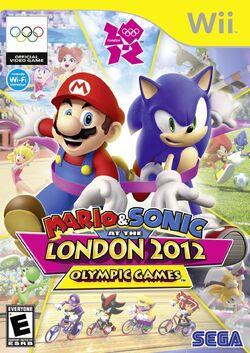 Mario & Sonic AT2012LOG