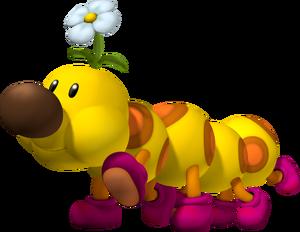 Wiggler, Mario Party DS