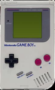 Game Boy - Grey Model