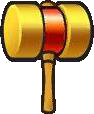 Ultra Hammer (Paper Mario- The Thousand Year Door)