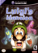 Luigi's Mansion - NA Boxart