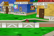 Toad Town Toad House (Paper Mario)
