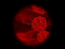 Molten Magma Galaxy Star 5