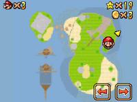 Bob-omb-islands