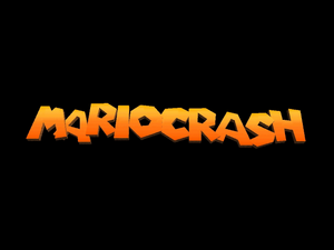 HallowCrash Title Screen