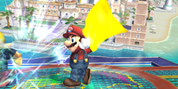 Cape (Super Smash Bros.)