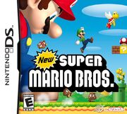 New Super Mario Bros. Box