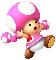 Toadette Mario Party 8
