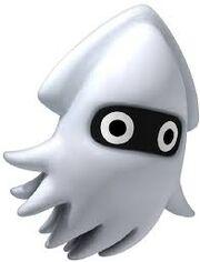 Blooper Mario Party 8