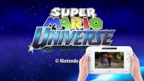 E3 2013 - Super Mario Universe (Wii U)