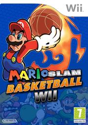Mario Slam Basketball Wii