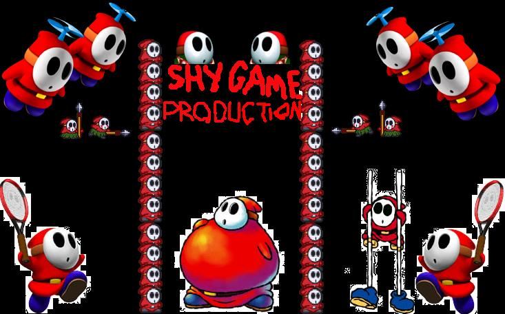 Shy Guy Game