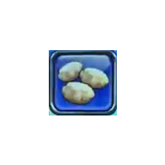 In-game icon of a Triple Pie.