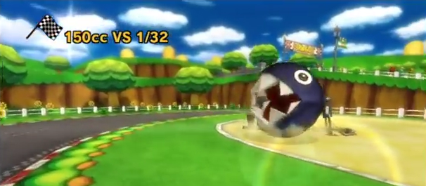 File:Chain Chomp on Mario Circuit (Wii).png