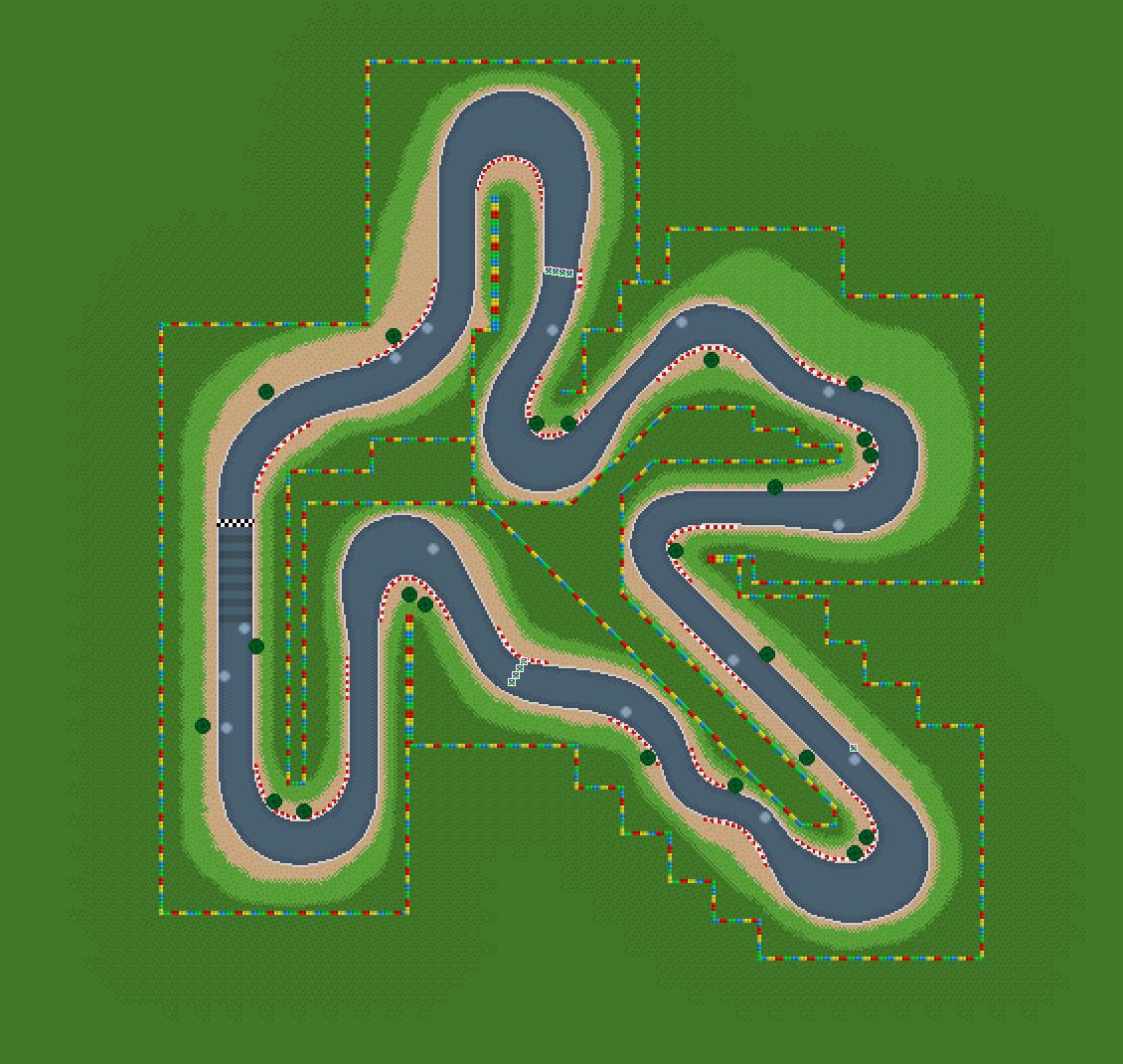 Circuito Karts : Imagen circuito mario kart fandom powered by wikia