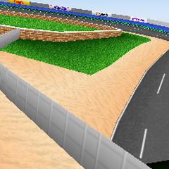 N64 Luigi Raceway!