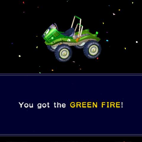 Unlocking the Green Fire.