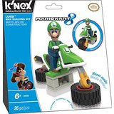 K'Nex Luigi Bike Building Set