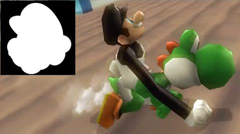 MKWii Mario Goes to the Store