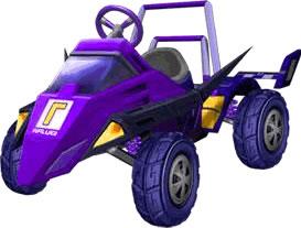 Waluigi's Waluigi Racer