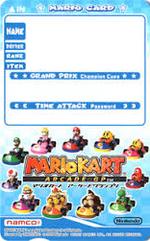 Mario Card (2)