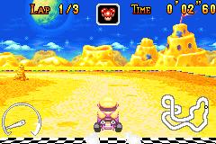 File:Cheese Land - Wario Time Trials - Mario Kart Super Circuit.png
