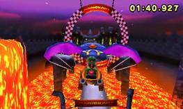 Yoshi (3DS Bowser's Castle) (4)