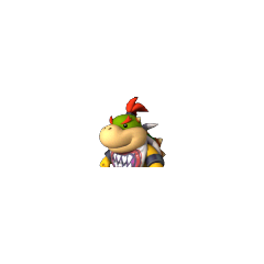 Mario Kart Wii icon.