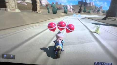 Prunaxing Mario Kart 8 - Bike
