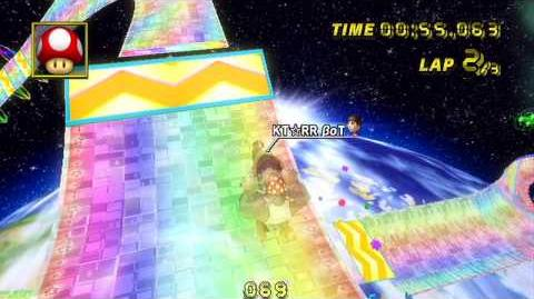 Someones Rainbow Road Time Trial