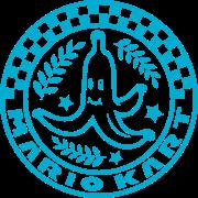 180px-Mario Kart 8 - Banana Cup logo svg