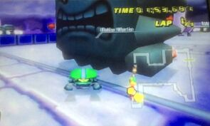 Screenshot Koopa Troopa Mario Kart Wii