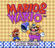 180px-Mario And Wario Title Screen