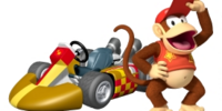 Diddy Kong Wii