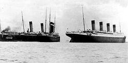 Titanic new york