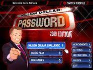 Million-dollar-password-2009 screen1