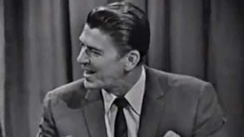 Ronald Reagan on I've Got a Secret