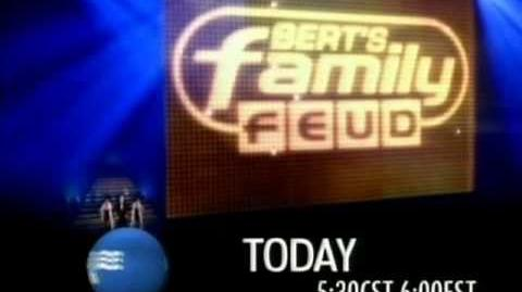 Bert's Family Feud Imparja Promo (2006)