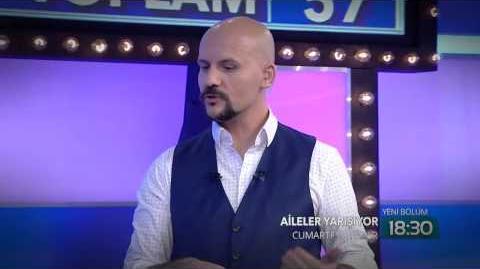 Aileler Yarışıyor - Atalay Demirci'nin Sunumuyla Cumartesi - Pazar 18.30'da TV8 Ekranlarında..