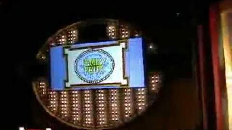 Family Feud Live 2006 clip