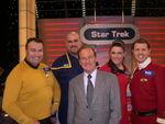 Bert's Family Feud Star Trek