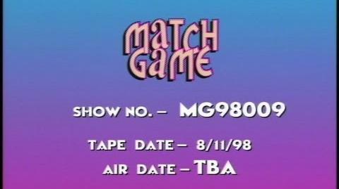 Mandel on Match Game '98