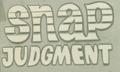 SnapJudgment
