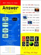 Game Show Network Kids ad