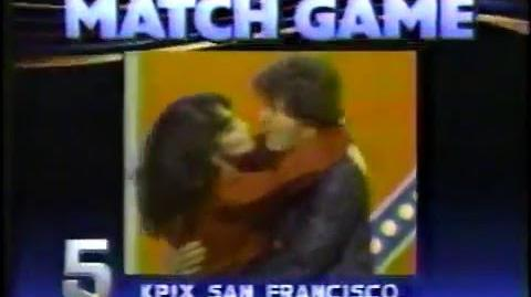KPIX Match Game promo, 1984