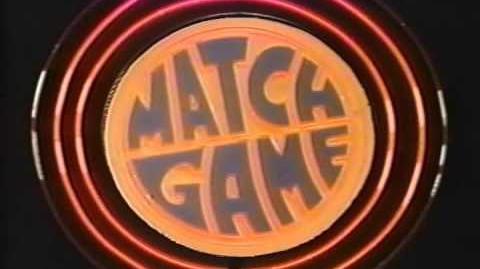 Match Game 90 pilot open